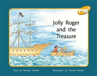 Jolly Roger and the Treasure - 9780170096188