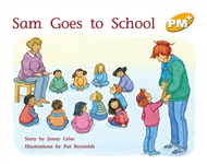 Sam Goes to School - 9780170096225