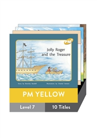 PM Plus Story Books Yellow Level 7 Pack (10 titles) - 9780170096232