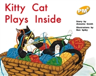 Kitty Cat Plays Inside - 9780170096270