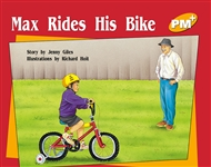 Max Rides His Bike - 9780170096317