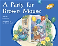 A Party for Brown Mouse - 9780170096324