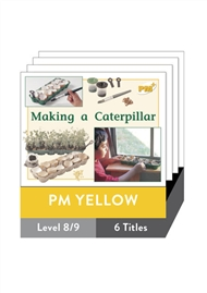 PM Plus Non-Fiction Yellow: The Environment Pack (6 titles) - 9780170096416