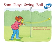 Sam Plays Swing Ball - 9780170096454