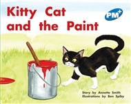 Kitty Cat and the Paint - 9780170096478