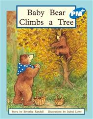 Baby Bear Climbs a Tree - 9780170096485