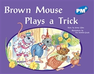 Brown Mouse Plays a Trick - 9780170096515