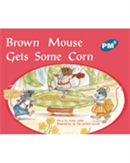 Brown Mouse Gets Some Corn - 9780170096607