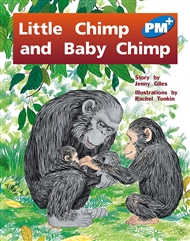Little Chimp and Baby Chimp - 9780170096614