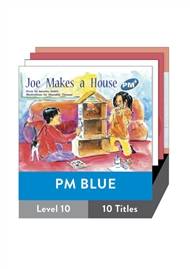 PM Plus Story Books Blue Level 10 Pack (10 titles) - 9780170096652