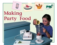 Making Party Food - 9780170096874