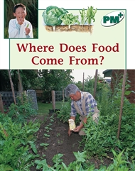 Where Does Food Come From? - 9780170096881