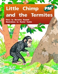 Little Chimp and the Termites - 9780170097048