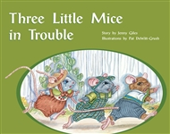 Three Little Mice in Trouble - 9780170097055