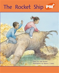 The Rocket Ship - 9780170097253