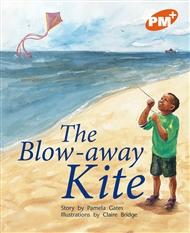 The Blow-away Kite - 9780170097260