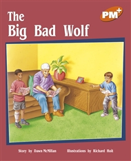 The Big Bad Wolf - 9780170097376