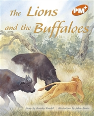 The Lions and the Buffaloes - 9780170097420