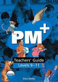 PM Plus Blue - Teacher's Guide, Levels 9-12 - 9780170097468