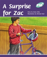 A Surprise for Zac - 9780170097482