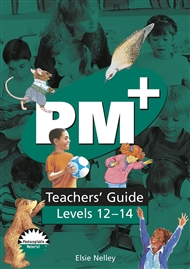 PM Plus Green - Teacher's Guide, Levels 12-16 - 9780170097581