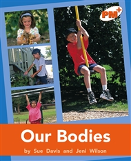Our Bodies - 9780170097611