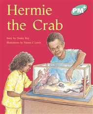 Hermie the Crab - 9780170097703