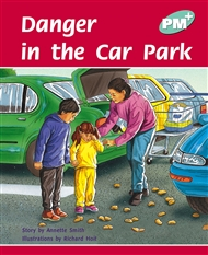 Danger in the Car Park - 9780170097710