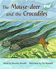 The Mouse-deer and the Crocodiles - 9780170097727