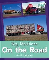 Big Machines On the Road - 9780170097864