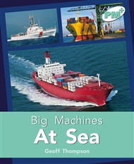 Big Machines At Sea - 9780170097895