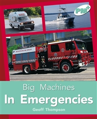 Big Machines In Emergencies - 9780170097901