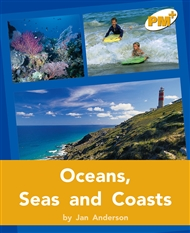 Oceans, Seas and Coasts - 9780170098038