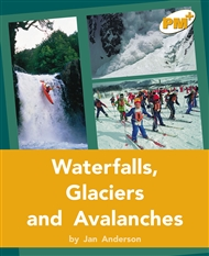 Waterfalls, Glaciers and Avalanches - 9780170098045