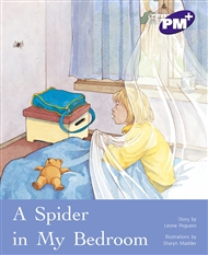 A Spider in My Bedroom - 9780170098144