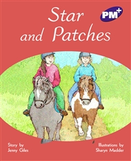 Star and Patches - 9780170098168