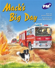 Mack's Big Day - 9780170098212