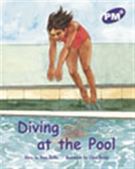 Diving at the Pool - 9780170098250