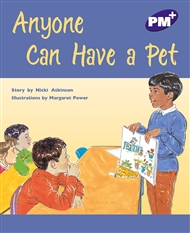 Anyone Can Have a Pet - 9780170098267