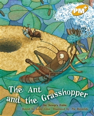 The Ant and the Grasshopper - 9780170098410