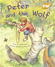 Peter and the Wolf - 9780170098458