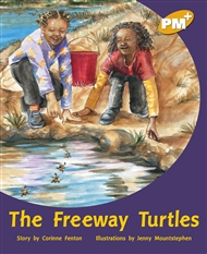 The Freeway Turtles - 9780170098526