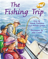 The Fishing Trip - 9780170098564