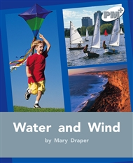 Water and Wind - 9780170098656