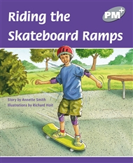 Riding the Skateboard Ramps - 9780170098700