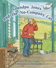 Grandpa Jones and the No-company Cat - 9780170098762