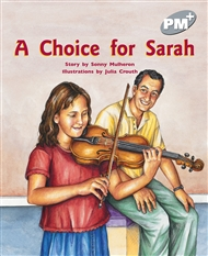 A Choice for Sarah - 9780170098786