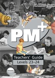 PM Plus Silver - Teacher's Guide, Levels 23-25 - 9780170098915