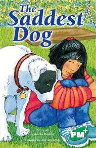 The Saddest Dog - 9780170098984