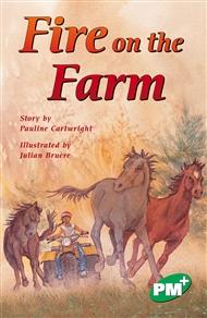Fire on the Farm - 9780170099035